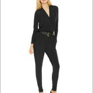 NWT Michael Kors Black Jumpsuit.